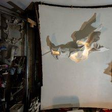 Jan Hooss – Draperie-Lampe