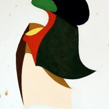 JAN HOOSS – ZEICHNUNG / STUCK: Ornamente