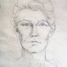 JAN HOOSS – ZEICHNUNG