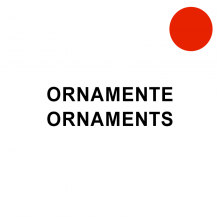 JAN HOOSS – ORNAMENTE